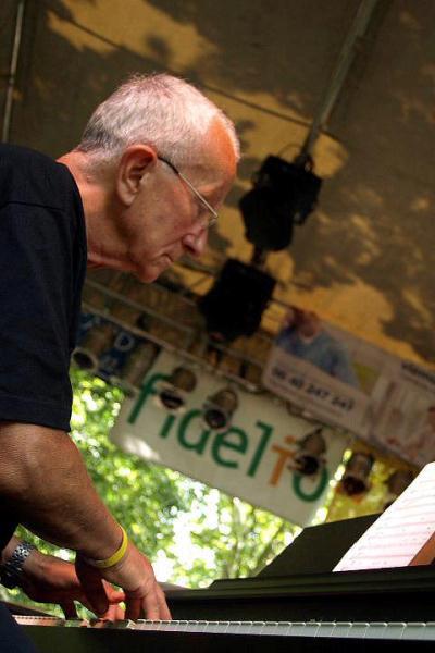 Vukán György a 2011-es SzeptemberFest keretében megrendezett III. Magyar Jazz Napján