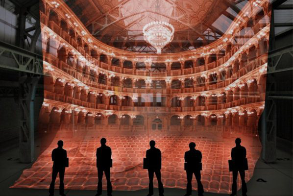 John Cage: Europera - Heiner Goebbels rendezésében, Ruhrtriennale 2012