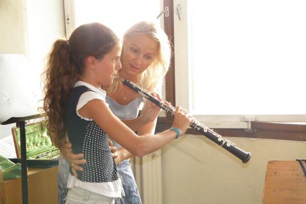 Zeneóra Pécsett
