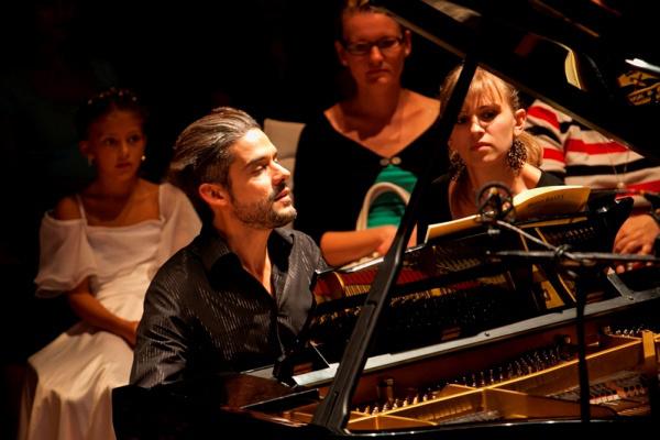José Gallardo - Kaposvári Nemzetközi Kamarazenei Fesztivál 2012