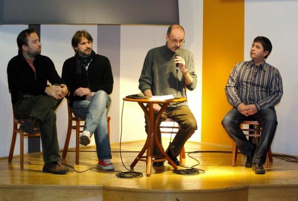 East Balkán - sajtótájékoztató a Bárkában
