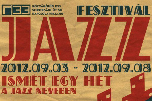 R33 Jazz Fesztivál