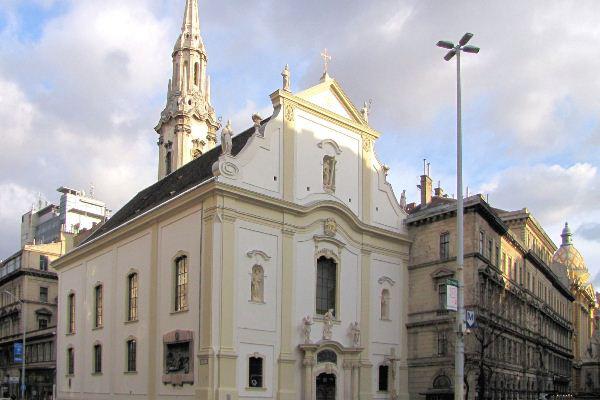 Belvárosi Pesti Ferenecs Templom