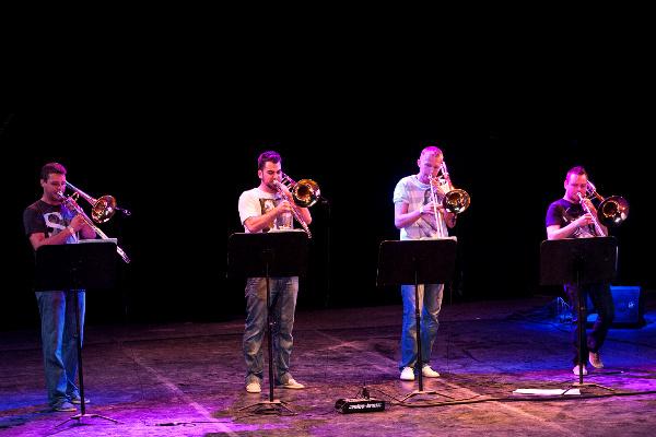 Jazz, világzene és népzene a 20. Szigeten - Four Bones Quartet