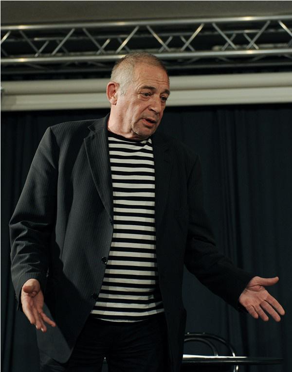 Hogy lehet-e a széllel szembe? Hát... - Jordán Tamás stand up estje - Pécsi Országos Színházi Találkozó - 7. nap