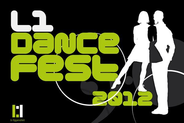 L1danceFest - logó 2012