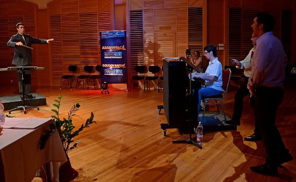 Kálmán Imre Nemzetközi Operett-Musical Karmesterverseny