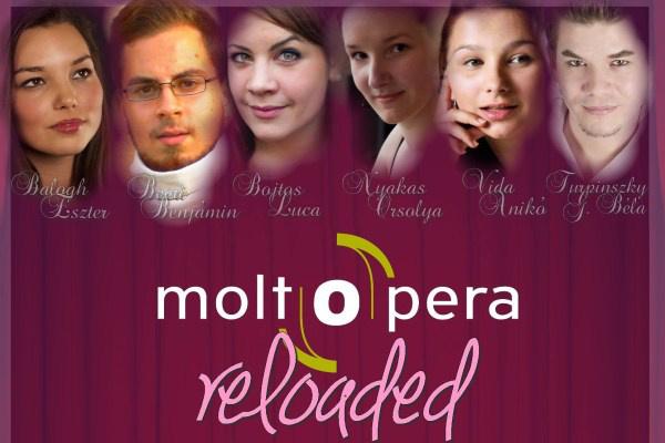 Moltopera reloaded plakát