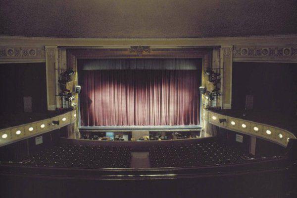 Kolozsvári Magyar Opera épülete belülről