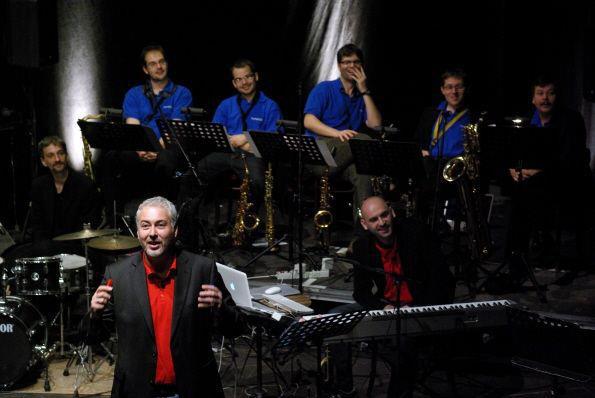 Hajós András és a Modern Art Orchestra