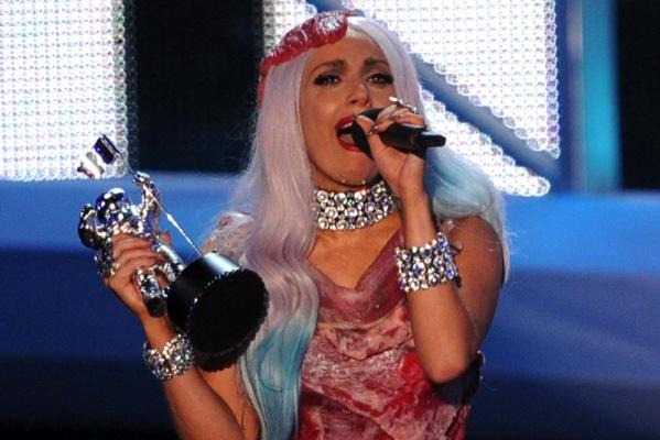 Lady Gaga, MTV Music Awards, 2010