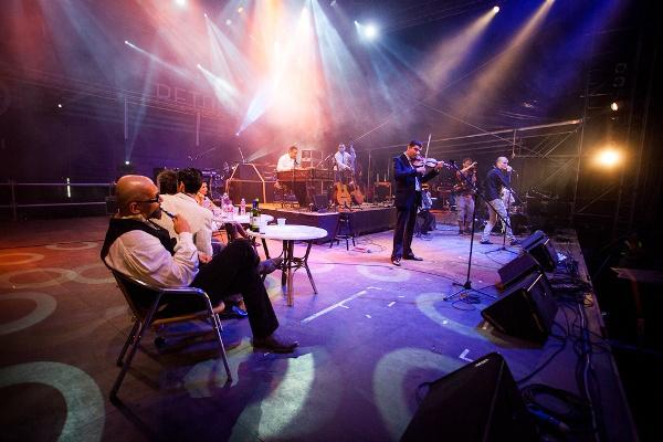 Jazz, világzene és népzene a 20. Szigeten - Budapest Bár