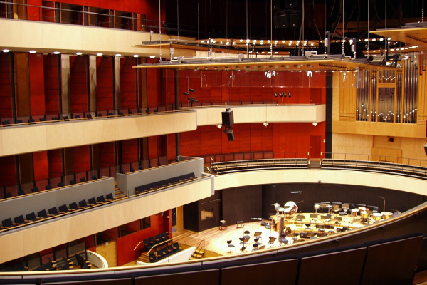 A Sibelius Hangversenyterem Lahtiban