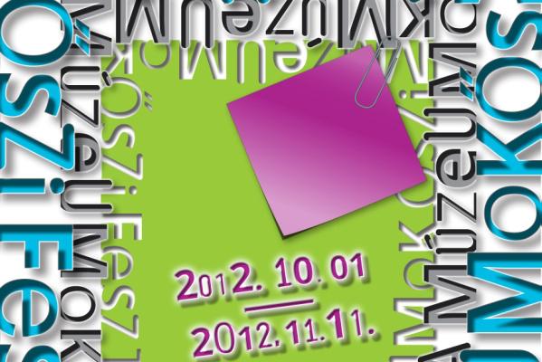 Múzeumok Őszi Fesztiválja 2012