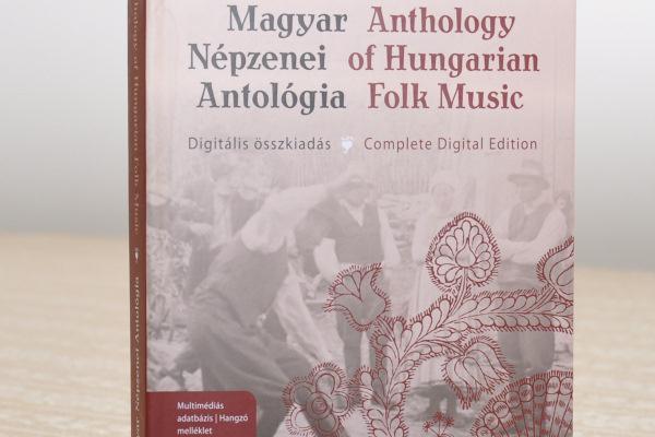 Magyar Népzenei Antológia DVD