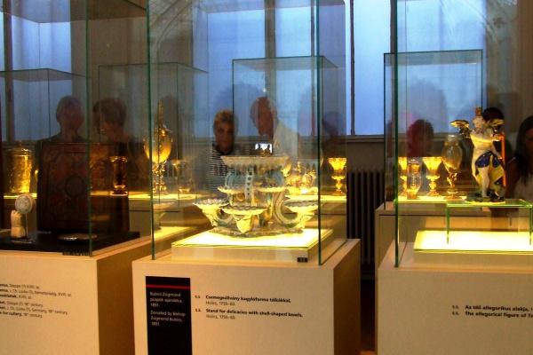 Múzeumok Éjszakája 2012 (Iparművészeti Múzeum)