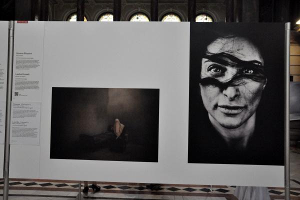 World Press Photo 2012 (Néprajzi Múzeum) - jobbra: Laerke Posselt, Dánia, első helyezett, portré kategória, egyedi