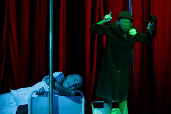 Kulka János, Udvaros Dorottya - Angyalok Amerikában, Nemzeti Színház