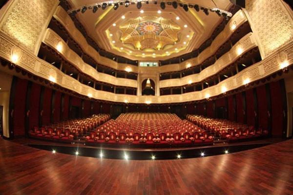Katari Operaház belülről