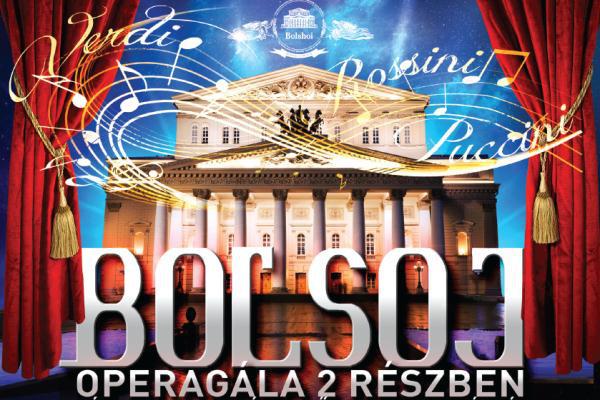Bolsoj Operagála