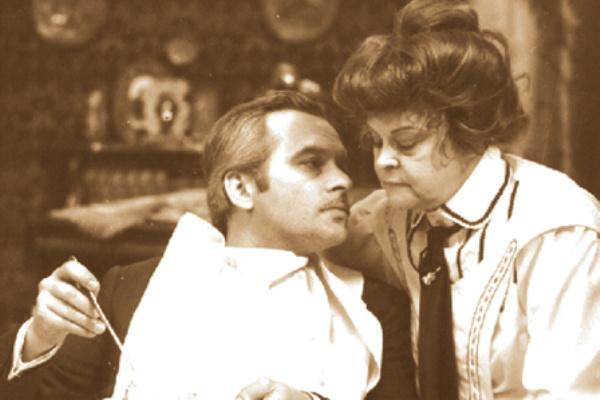 Latinovits Zoltán és Dayka Margit