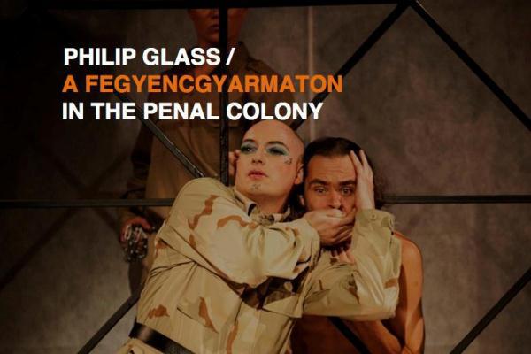 Philippe Glass: A fegyencgyarmaton