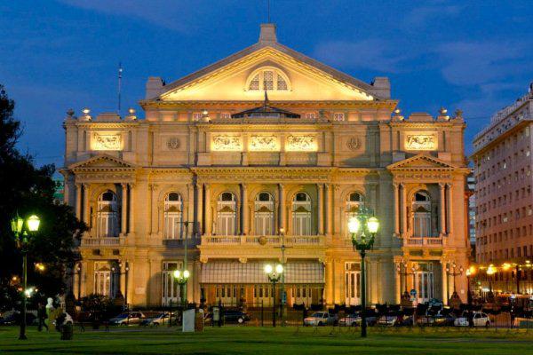 a Buenos Aires-i Teatro Colón