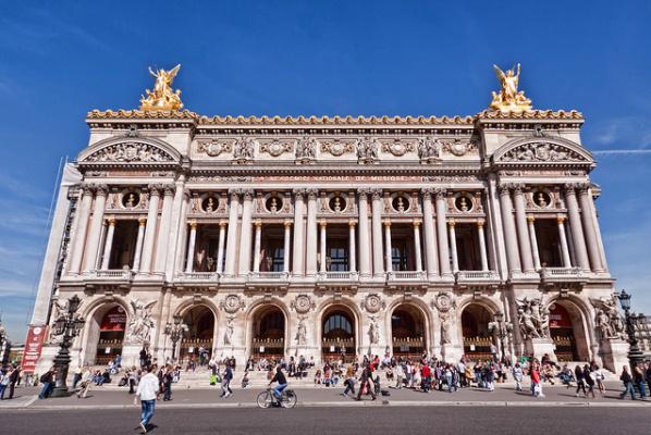 párizsi Opera - Opéra National de Paris