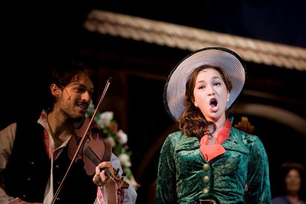 Bordás Barbara - Marica grófnő - Budapesti Operettszínház