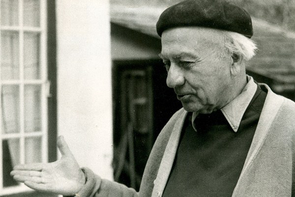 Illyés Gyula Tihanyban