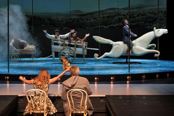Angyalok Amerikában, Nemzeti Színház