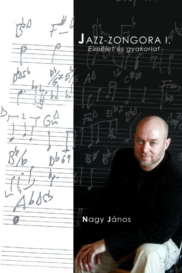 Nagy János: Jazz-zongora borító