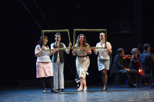 Varázsfuvola! Szeretem! - a Moltopera Társulat előadása a Müpában 2011. november 3-án