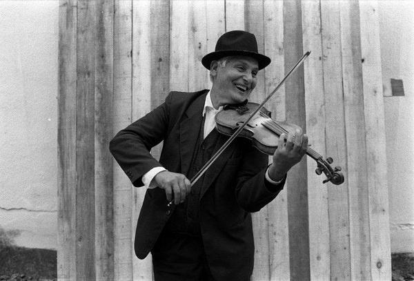 Az erdélyi hegedű - Fodor Sándor