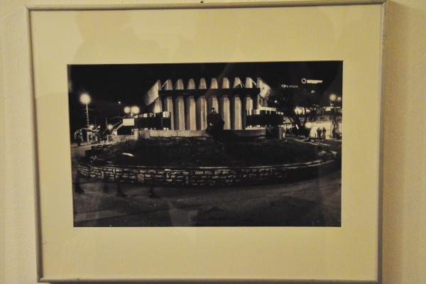 Szellemkép Szabadiskola: Moszkva tér, Szilágyi Sára képe (Fotóhónap 2012) - Nemzeti Táncszínház Kerengő Galéria