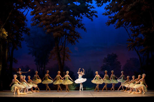 Szentpétervári Fesztivál Balett