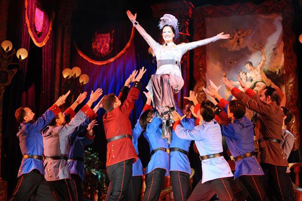 Budapesti Operettszínház: Csárdáskirálynő