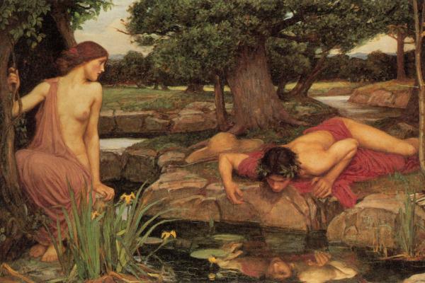 John William Waterhouse: Echo és Narcissus