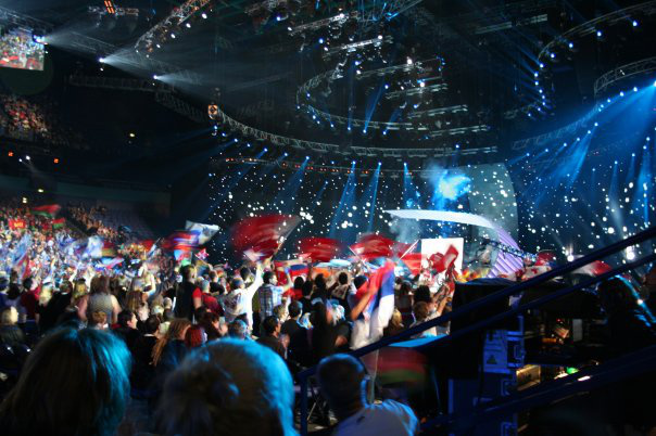 A 2007-es Eurovíziós Dalfesztivál döntője Helsinkiben