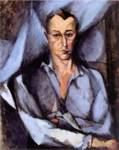 Tihanyi Lajos: Bölöni György portréja