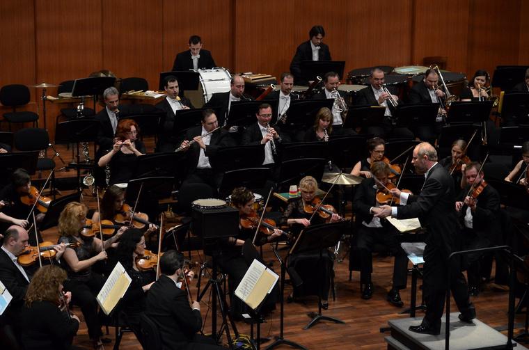 A Miskolci Szimfonikus Zenekar 2012. november 19-i koncertje