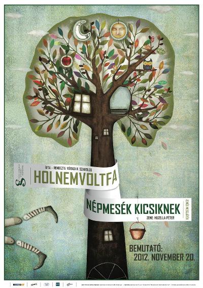 Holnemvoltfa - Csiky Gergely Színház - Kaposvár