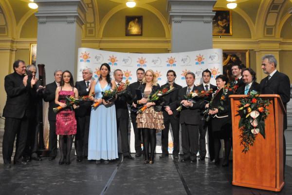 A 2013-as zenei Junior Prima díjasok