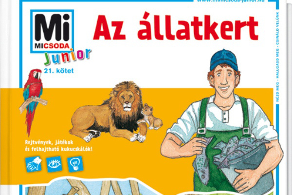 Mi Micsoda Junior - Az állatkert
