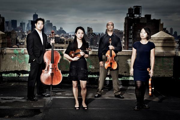 Afiara Quartet (fotó. Frank Wang) - Az Esterházy Magánalapítvány 2013-as programsorozatának fellépői