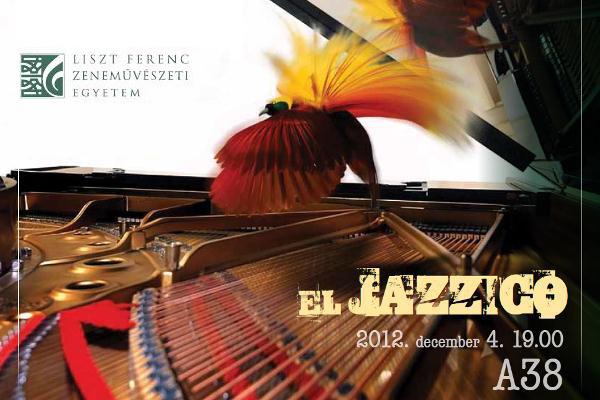 El Jazzico plakát