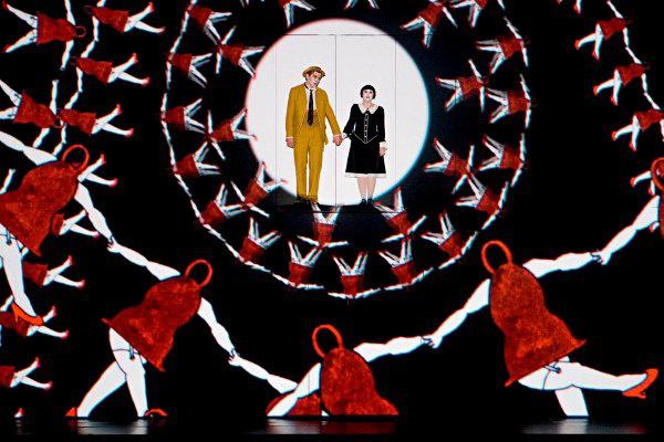 W. A. Mozart: A varázsfuvola - Komische Oper Berlin