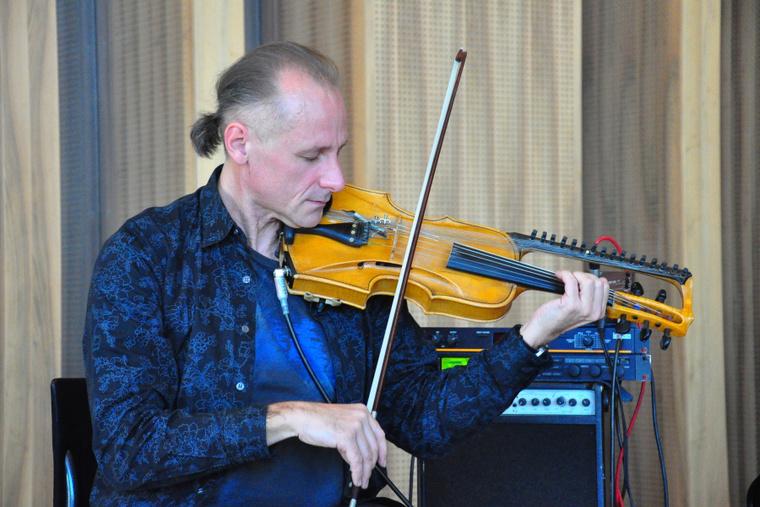 Lantos Zoltán - Violin-kulcs sajtóbeszélgetés a Müpa Üvegteremben 2012.11.14-én