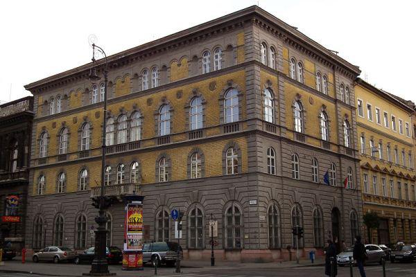 A Régi Zeneakadémia épülete