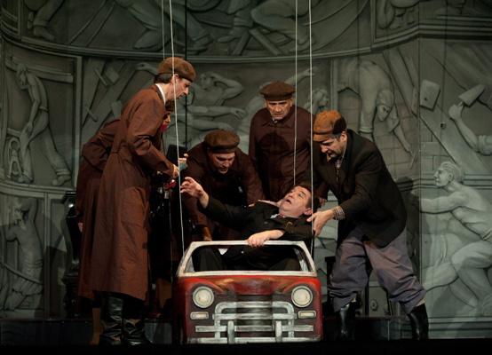 A tanú - Thália Színház